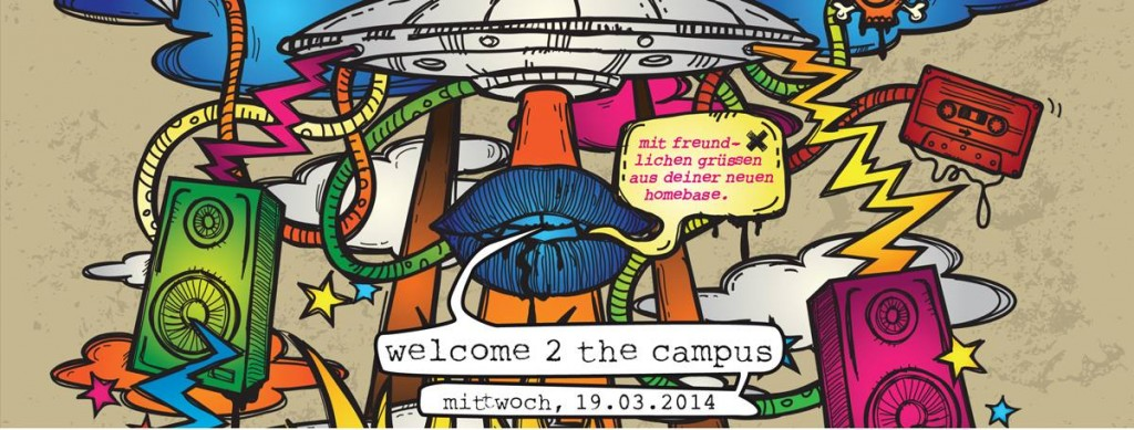 welcome 2 the campus